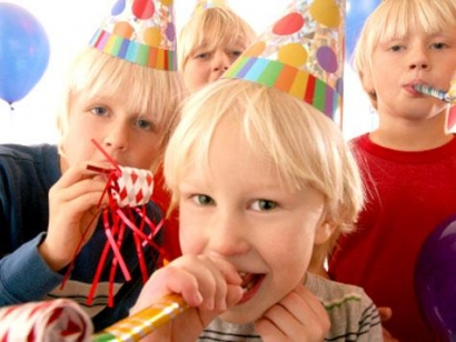 How to prepare the menu for your kids birthday party - childrens party ideas