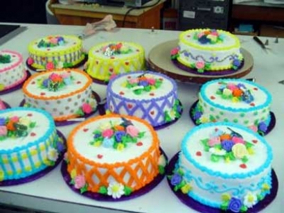 Cake Decorating Expo : Cake decorating ideas for your event - Catering & Tableware
