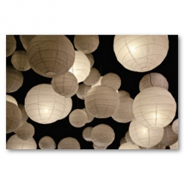 Chinese Lanterns Are Perfect For Weddings And Parties