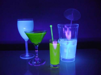 How To Make Drinks Glow Glow Products