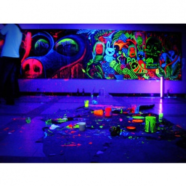 glow in the dark party supplies glow products. Black Bedroom Furniture Sets. Home Design Ideas