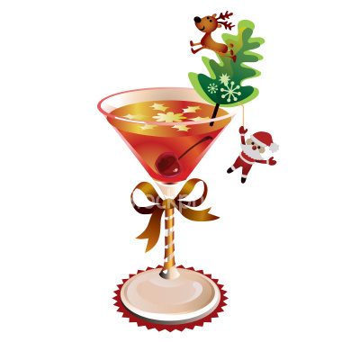 Easy christmas cocktails for your holiday parties Simple holiday cocktails
