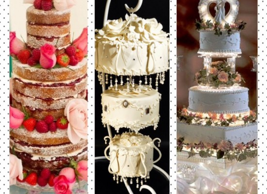 5 Unique Wedding Cake Ideas For Your Perfect Wedding