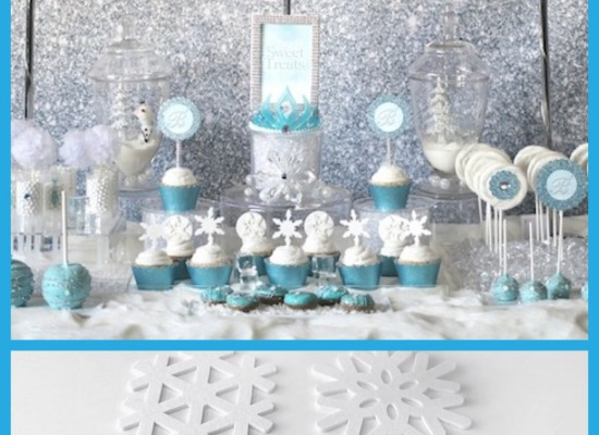 How To Plan A 'Frozen' Themed Birthday Party