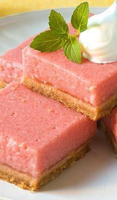 Tasty Watermelon Bars