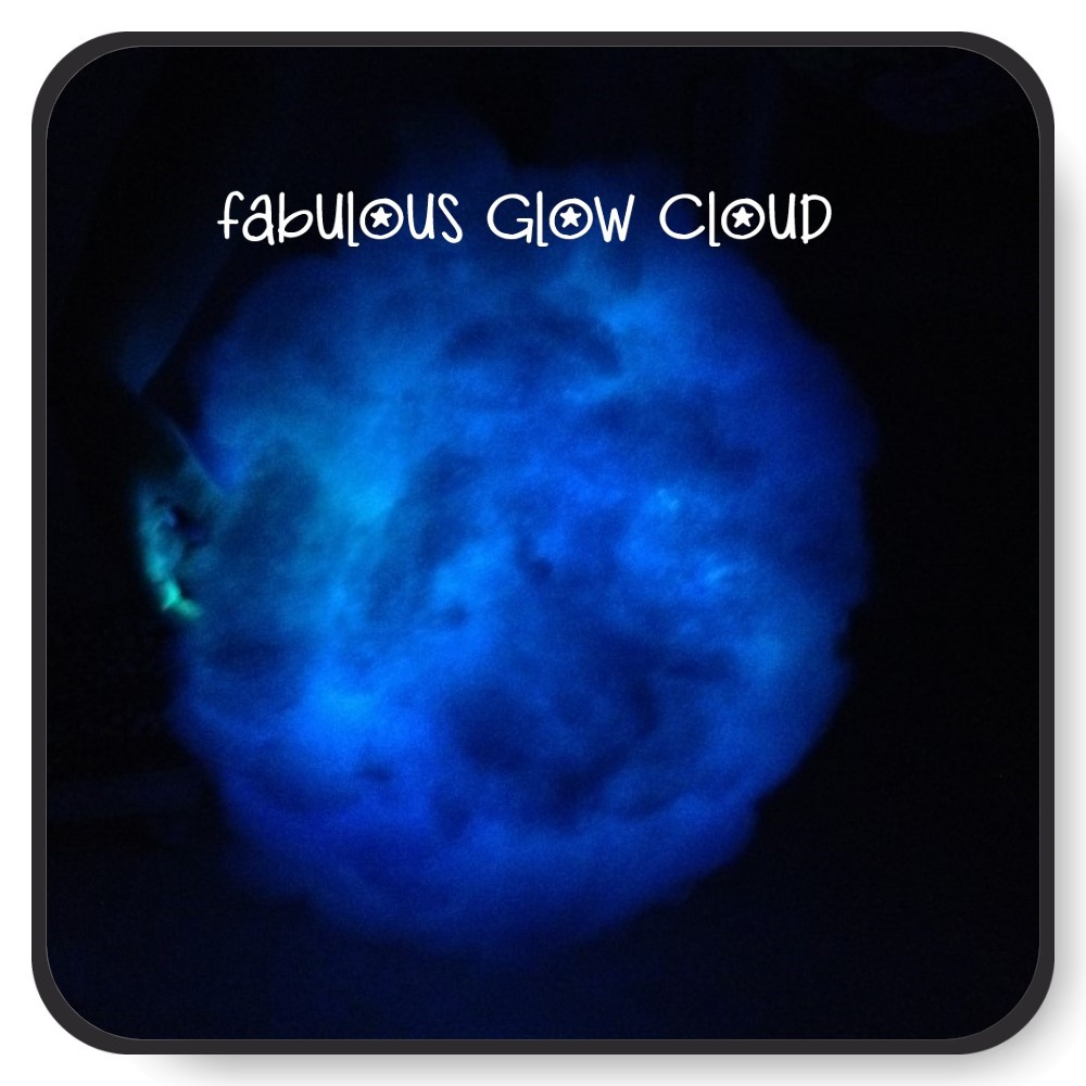 fluffy glow cloud