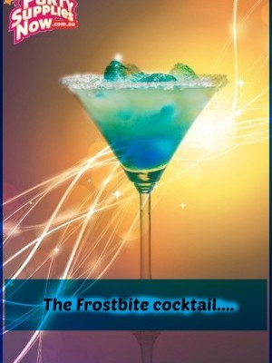 How to make a frostbite cocktail