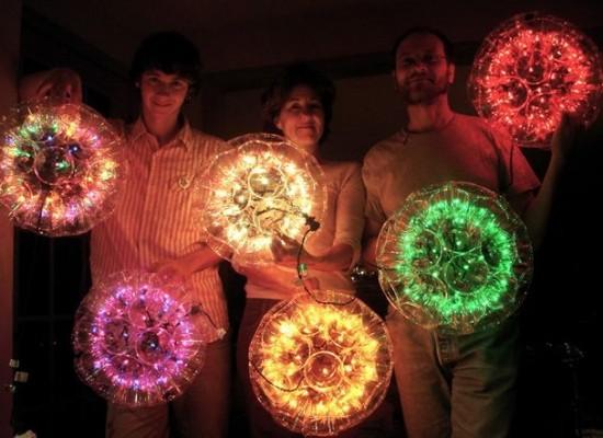 How to make beautiful sparkle balls DIY