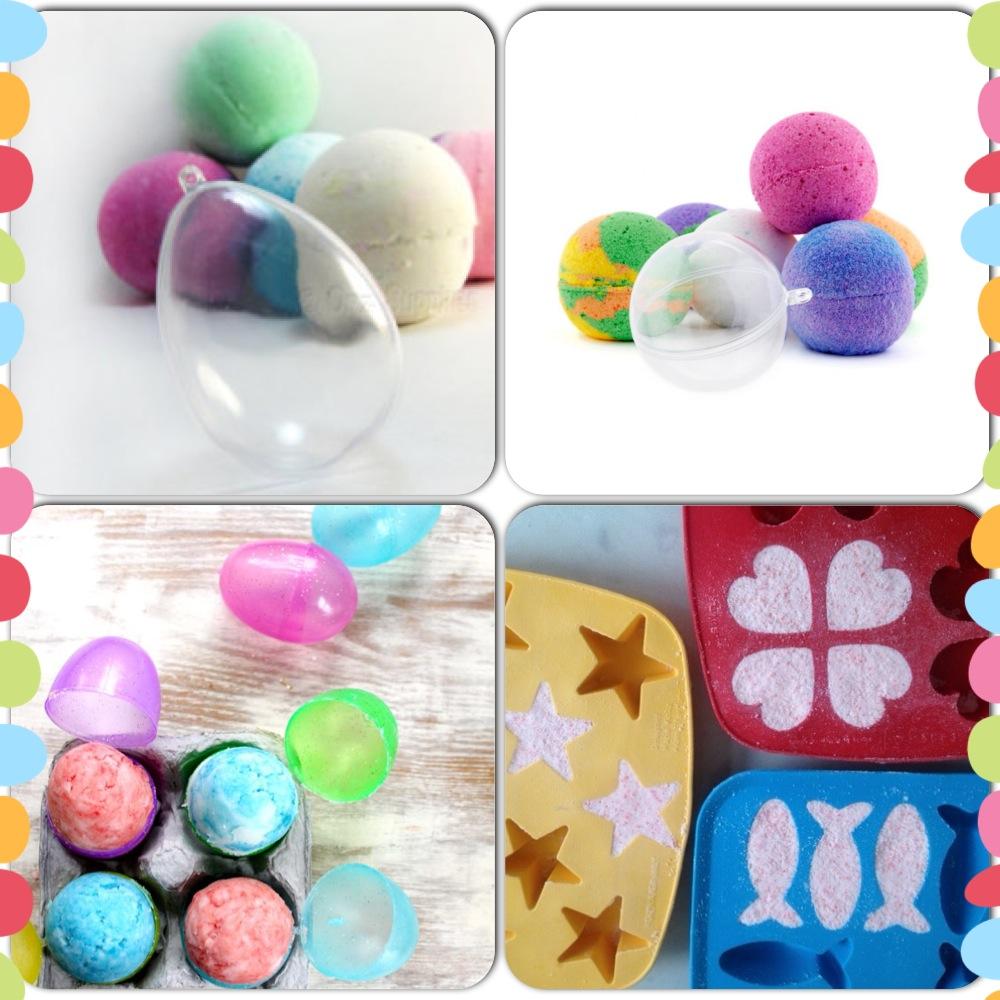 bath bomb molds