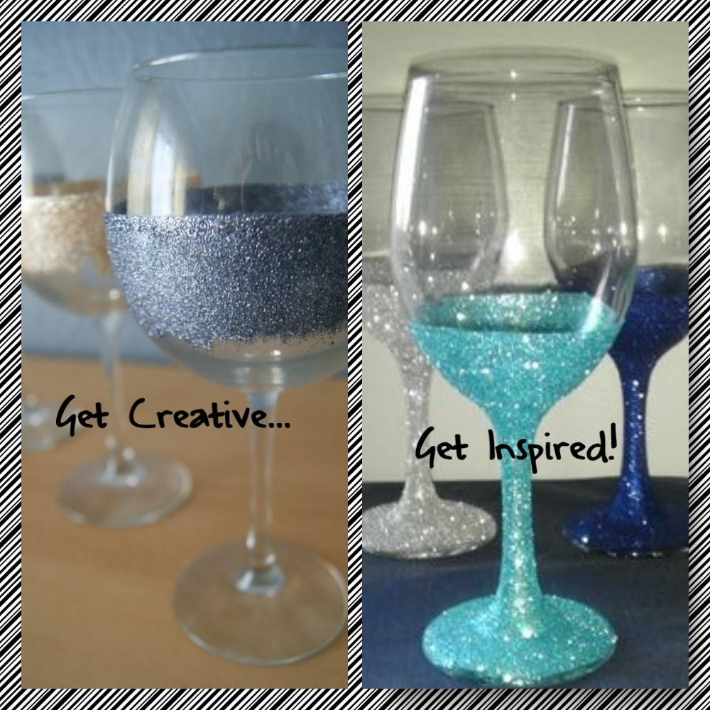 get creative inspired