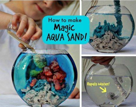 Magic Colour Sand