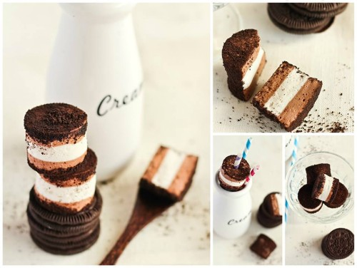 Oreo Marshmallows (Cookies and Cream)