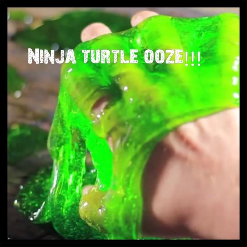Make Your Own Radioactive Ooze Teenage Mutant Ninja Turtle Style!