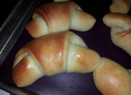 How to make your own Pillsbury crescent rolls