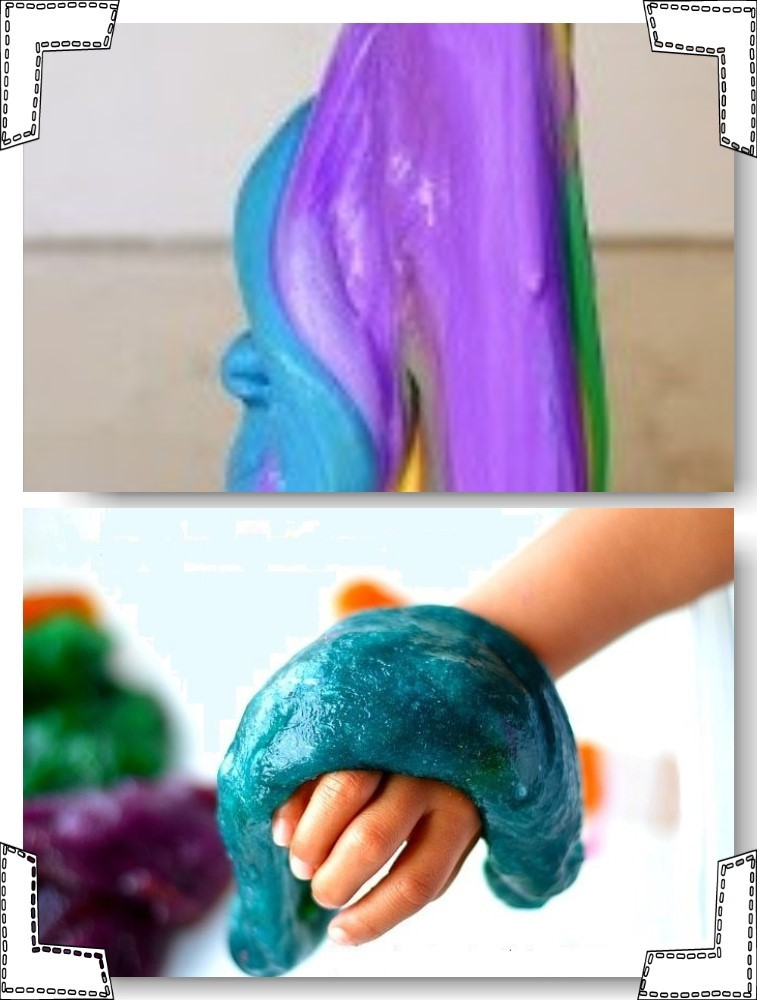 edible slime photos