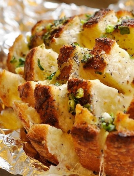 Yummy onion Bread