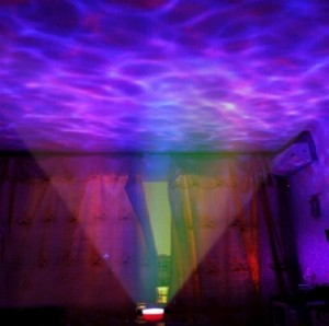 Aurora wave master wave projector