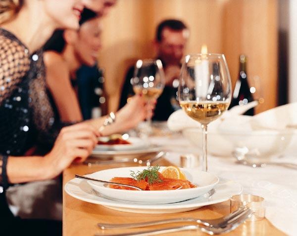 Dinner Party Secrets