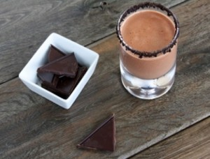 how to make a chocolate margarita for your party