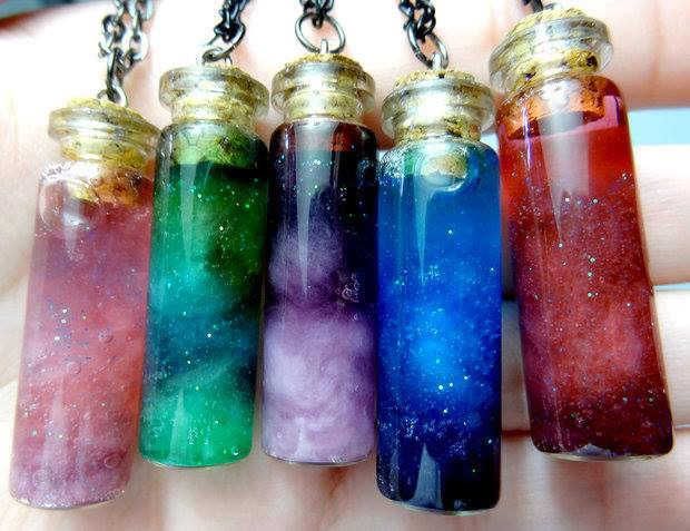 How to make star galaxies in a bottle