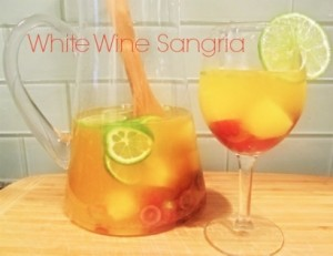 white wine sangria recipe
