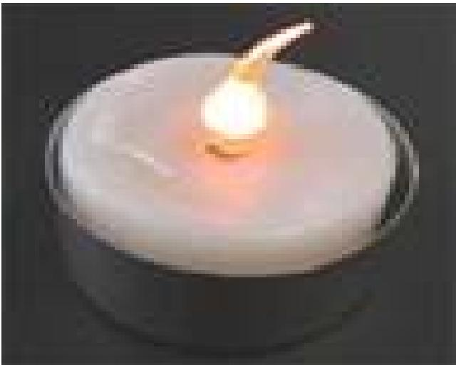 Tealight LED Candles ( 10 )