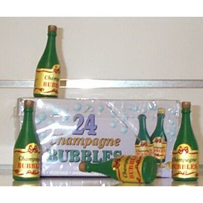 Pack of 24 Champagne bubbles