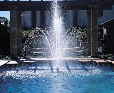 Triple Tier Water Fountain