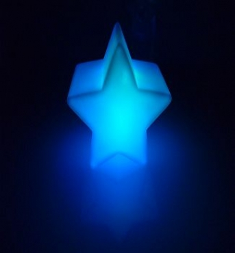 Star LED Centrepiece