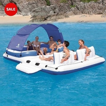 Exotic Floating Lounger