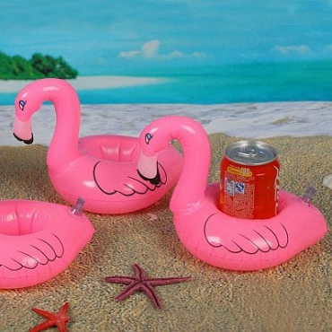 Inflatable Floating Flamingo (10)