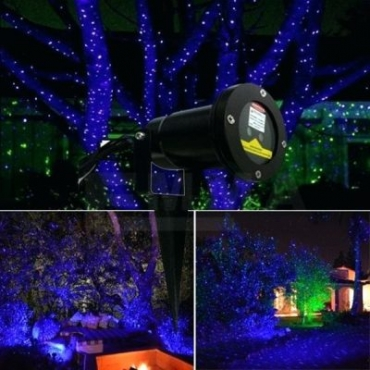 Garden Landscape waterproof laser light