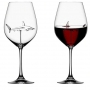 2 Unique Shark Wine Glass